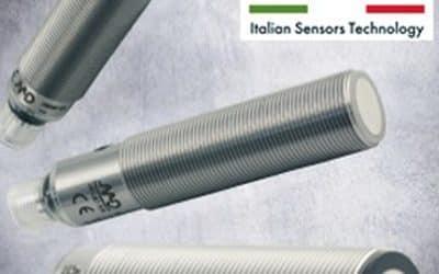 Нов ултразвуков сензор в метален корпус